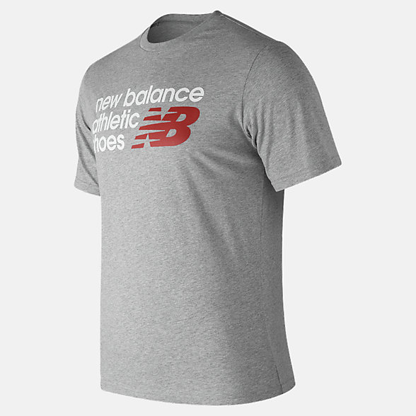 New Balance Essentials Normal Tee, MT83541AG