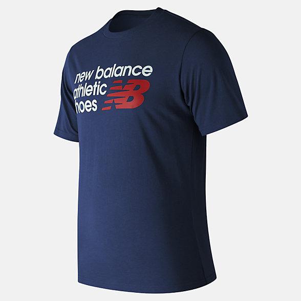 New Balance T-shirt régulier Essentials, MT83541PGM