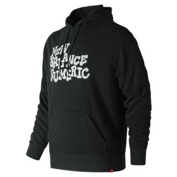 New Balance NB Numeric High Stakes Hoodie, Black