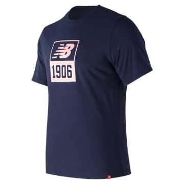 New Balance Essentials 1906 Tee, Pigment