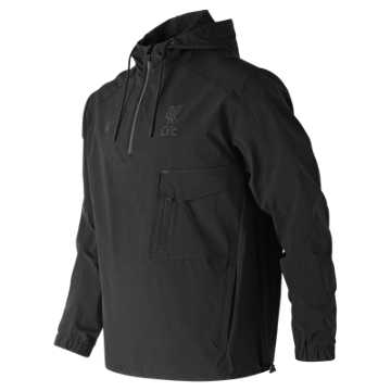 New Balance LFC 247 Sport Striker Anorak, Black