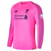NB LFC 3rd GK Long Sleeve Jersey, Pink Glo