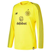 NB Celtic FC Home GK Long Sleeve Jersey, Viper Yellow