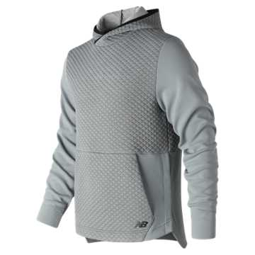 New Balance NB Heatloft Pullover, Athletic Grey