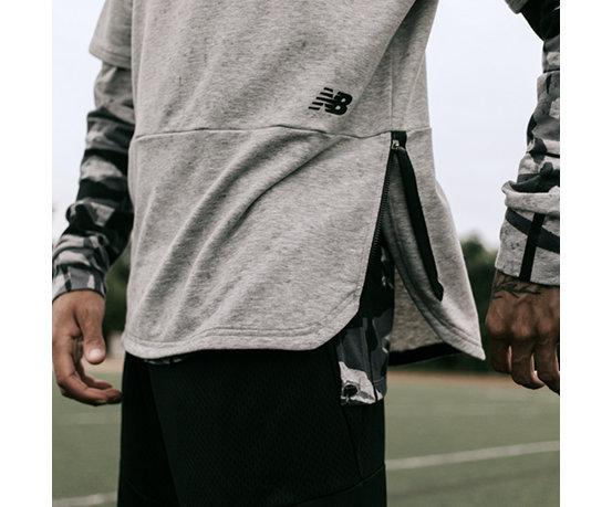 e8ff2b972 Men s R.W.T. Short Sleeve Hoodie - New Balance