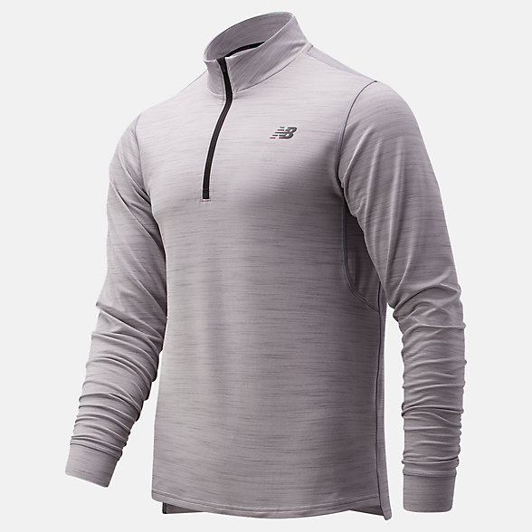New Balance Anticipate 2.0 Quarter Zip, MT91121AG