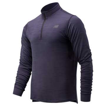 New Balance Anticipate 2.0 Quarter Zip, Eclipse