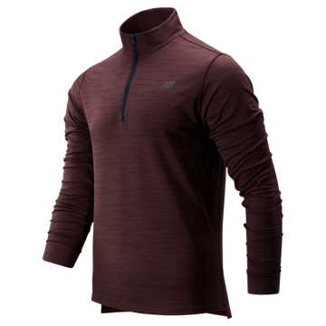 New Balance Anticipate 2.0 Quarter Zip, Henna