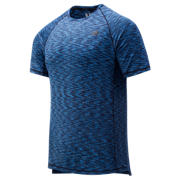 New Balance Anticipate 2.0 Tee, Eclipse