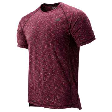 New Balance Anticipate 2.0 Tee, Henna