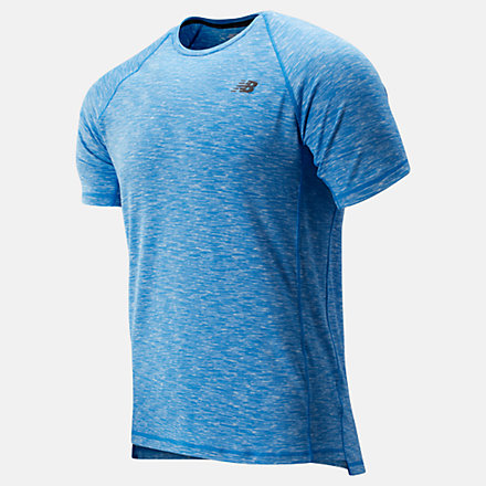 New Balance T-shirt Anticipate 2.0, MT91124LBR image number null