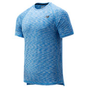 New Balance Anticipate 2.0 Tee, Light Cobalt