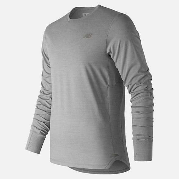 New Balance Seasonless Long Sleeve, MT91230AG