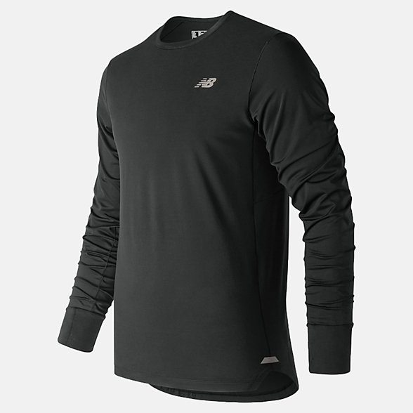 NB Seasonless Long Sleeve, MT91230BK
