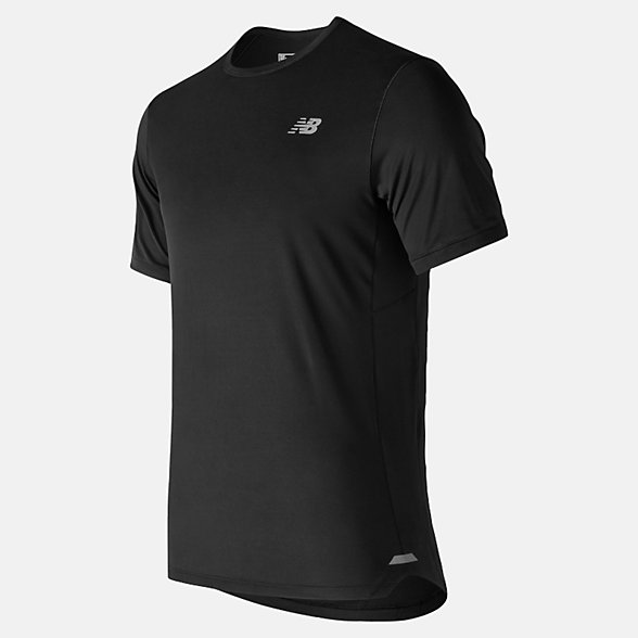 NB Seasonless Short Sleeve, MT91231BK
