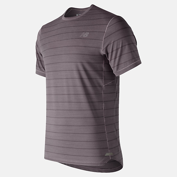 New Balance Seasonless Short Sleeve, MT91231CSM