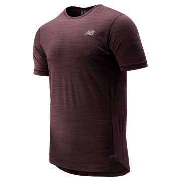 New Balance Seasonless Short Sleeve, Henna