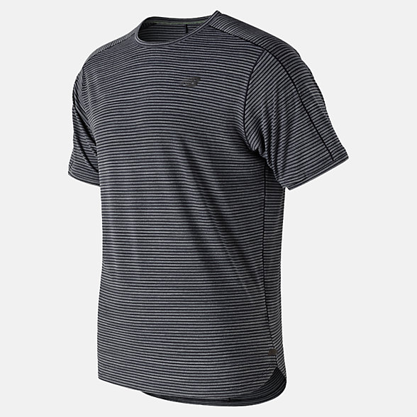 New Balance Q Speed Shadow Short Sleeve, MT91233ECL