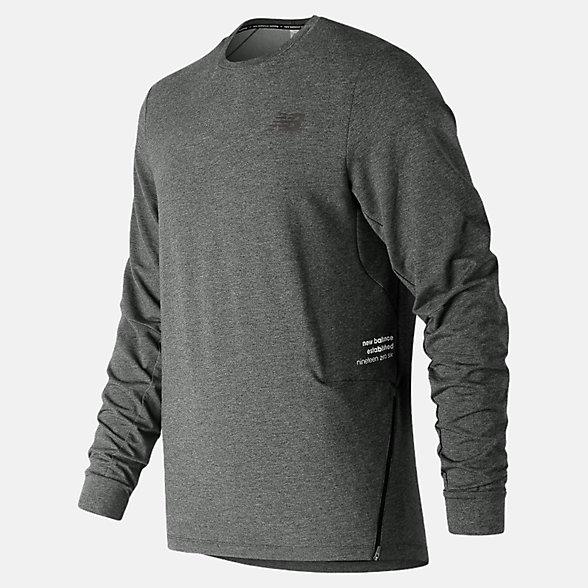 New Balance Q Speed Softwear Crew, MT91252HC
