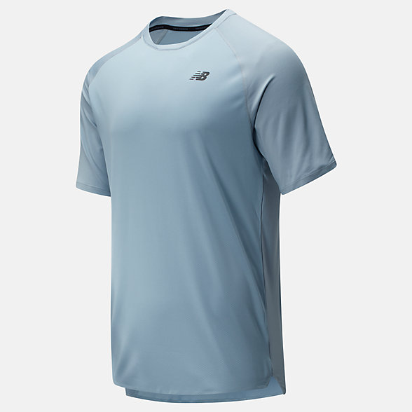 New Balance Tournament Movement Top, MT91403LSL