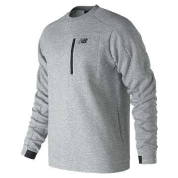 New Balance Sport Style Grid Crew, Athletic Grey