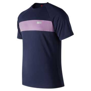 New Balance NB Athletics Raglan Tee, Pigment
