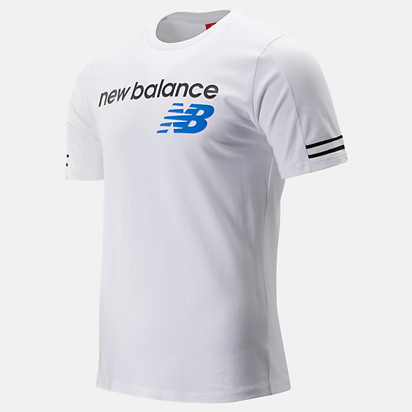 New Balance T-shirt NB Athletics Heritage, MT91531VCT