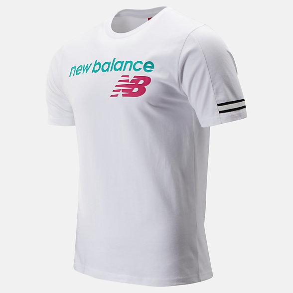 NB NB Athletics Heritage T-Shirt, MT91531VDE
