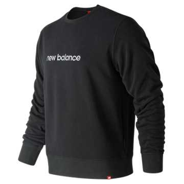 New Balance Essentials 90s Crew, Black