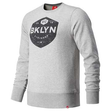 New Balance Brooklyn Half Finisher, Athletic Grey