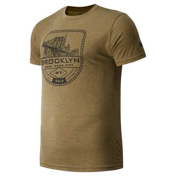 New Balance Brooklyn Half Brooklyn Bridge, Military Foliage Green