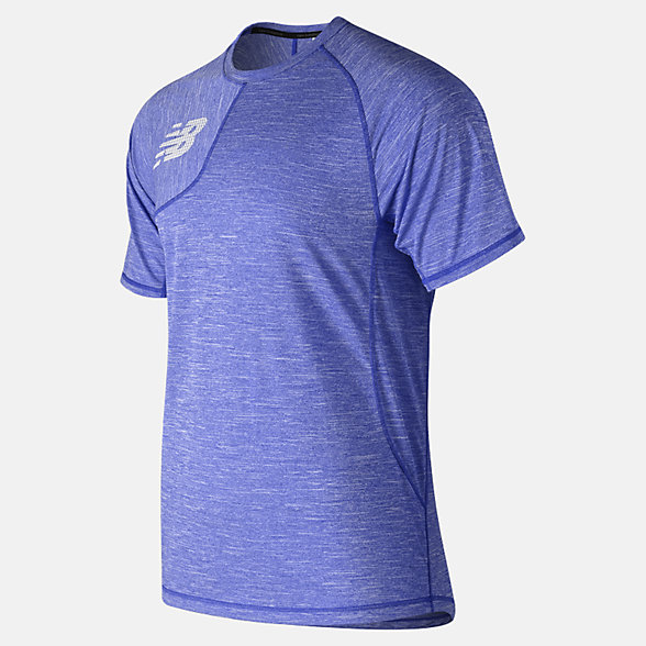 New Balance Tenacity Asym Tee, MT91711TRY