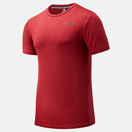 New Balance Revitalize Cool Tee, MT91920REP image number null