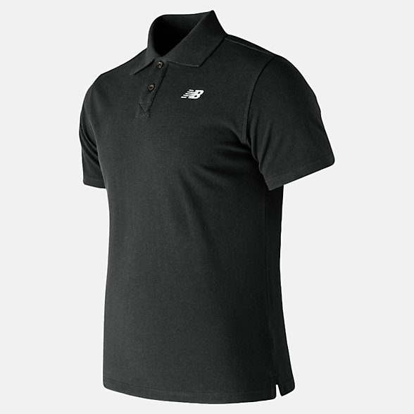 New Balance Core Polo, MT91933BK