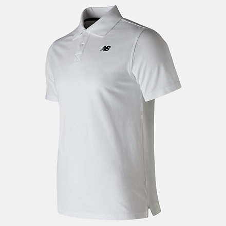 New Balance Core Polo, MT91933WT image number null