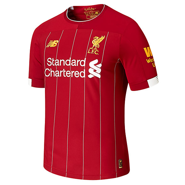 New Balance Liverpool FC Home Elite SS Jersey, MT930001HME