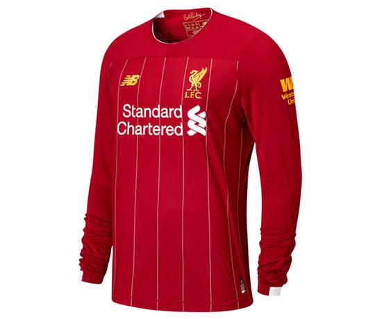 64d94c7c2 Men s Liverpool FC Home Elite SS Jersey MT930005 - New Balance