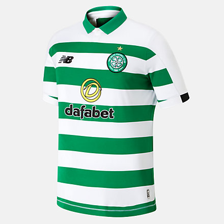 New Balance Celtic FC Home SS Jersey, MT930064HME image number null