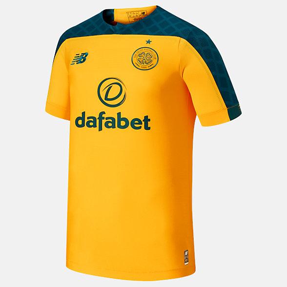 NB Celtic FC Away SS Jersey, MT930074AWY