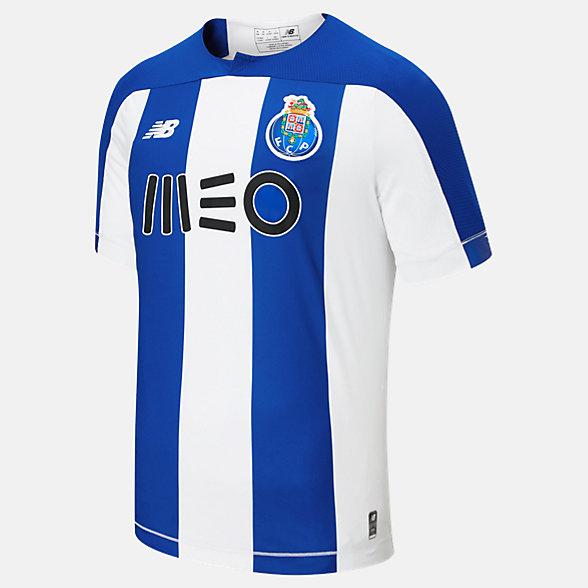 NB FC Porto Home SS Jersey, MT930134HME