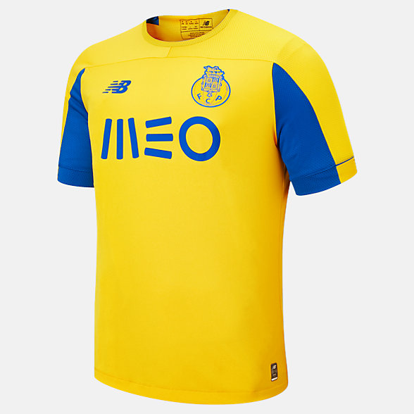 NB FC Porto Away SS Jersey, MT930144AWY