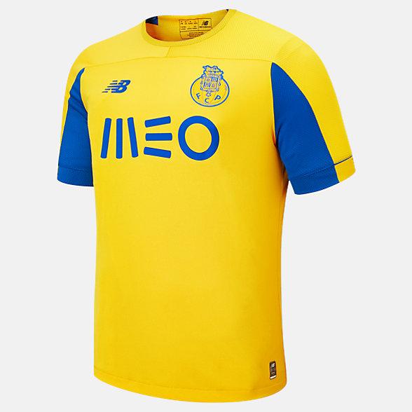 NB FC Porto Kurzarm Auswärtstrikot, MT930144AWY