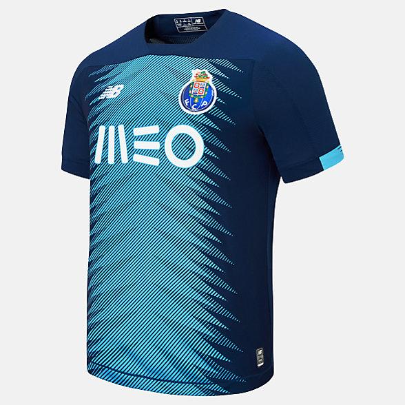 NB FC Porto 3rd SS Jersey, MT930154THD