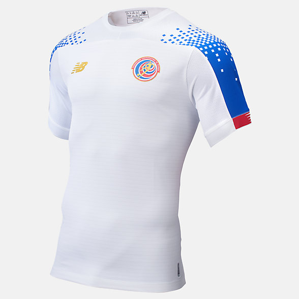 New Balance Costa Rica Away SS Jersey, MT930370AWY