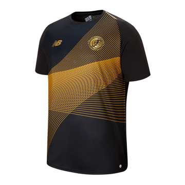 New Balance Costa Rica Gold Cup SS Jersey, Black