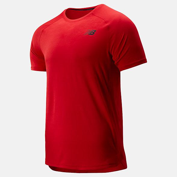 New Balance R.W.T. Short Sleeve Top, MT93051REP