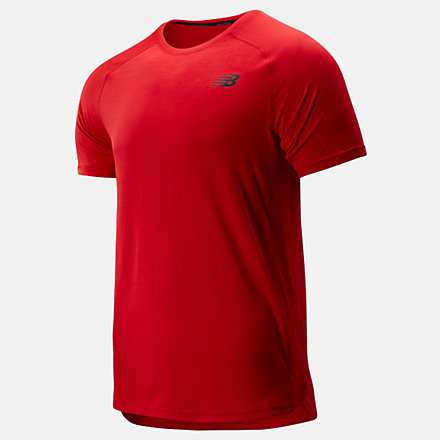NB R.W.T. Short Sleeve Top, MT93051REP image number null
