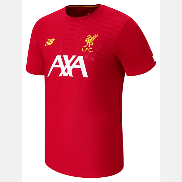 New Balance Liverpool FC Pre Game Jersey, MT931001RDP