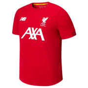 New Balance Liverpool FC On-Pitch Jersey, Team Red