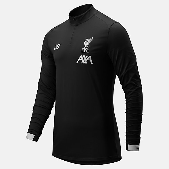 NB Manches Longues Liverpool FC On-Pitch Midlayer, MT931006PHM